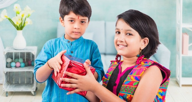 Kids and Baby Rakhi Gift Ideas, Same Day Delivery Jaipur