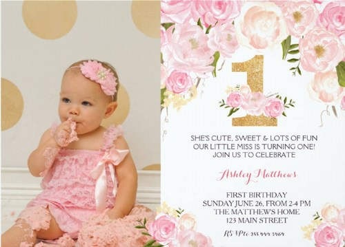 Personalized Birthday Invitation Cards in Jaipur