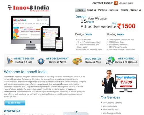 Innov8india - Best Digital Marketing Agency in Jaipur