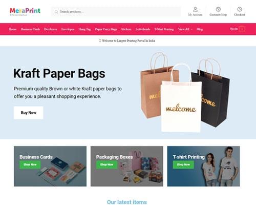 MeraPrint, Digital Marketing Website in Jaipur, Digital Marketing Services