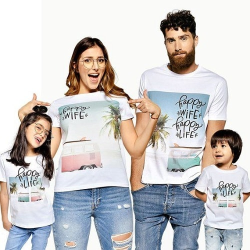 Custom T-shirt Printing in Jaipur, Personalized T shirts Online