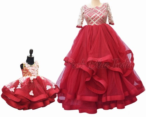 Mother Daughter Dress Jaipur - Customised Combo dresses