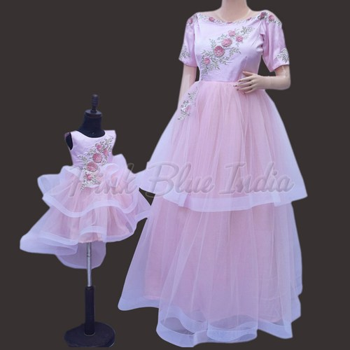 Shop Mother and Daughter Dresses Online Jaipur