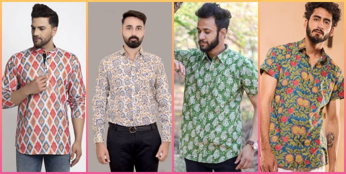 Best Hand Block Printed Shirts from Jaipur