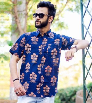 Jaipur Block Print Shirts, Printed Shirt in Jaipur