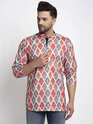 Jaipur Rajasthani Printed Shirts