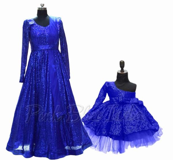 Mother & Daughter Matching Dress in Jaipur